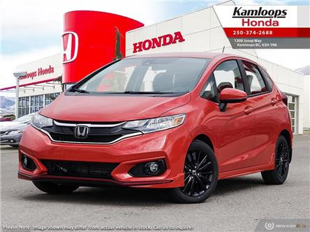 2020 Honda Fit Sport (Stk: N14836) in Kamloops - Image 1 of 23