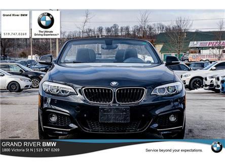 2018 BMW 230i xDrive (Stk: 34288C) in Kitchener - Image 2 of 22