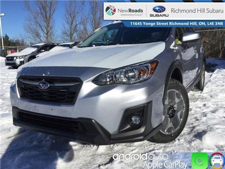 2020 Subaru Crosstrek Touring w/Eyesight (Stk: 34271) in RICHMOND HILL - Image 1 of 21