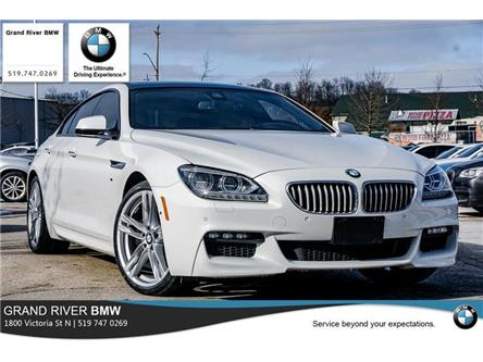 2015 BMW 650 Gran Coupe  (Stk: PW5121A) in Kitchener - Image 1 of 22