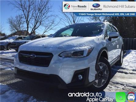 2020 Subaru Crosstrek Sport (Stk: 34311) in RICHMOND HILL - Image 1 of 21