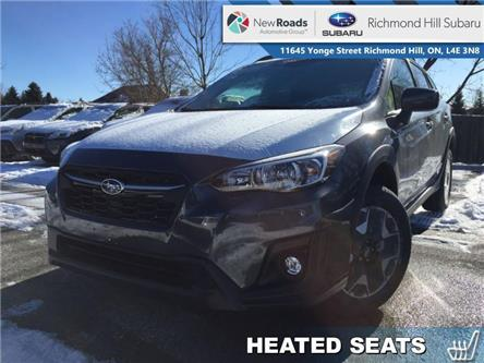 2020 Subaru Crosstrek Touring w/Eyesight (Stk: 34315) in RICHMOND HILL - Image 1 of 22