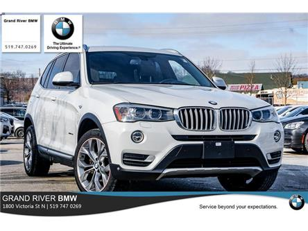 2016 BMW X3 xDrive28i (Stk: PW5211) in Kitchener - Image 1 of 22
