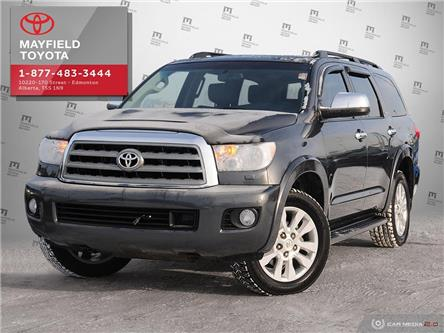 2016 Toyota Sequoia Platinum 5.7L V8 (Stk: M060732A) in Edmonton - Image 1 of 28
