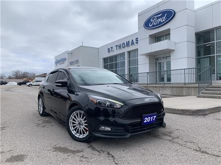 2017 Ford Focus ST Base (Stk: T9569A) in St. Thomas - Image 1 of 30