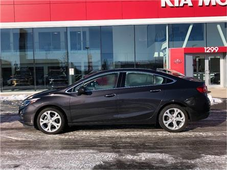 2017 Chevrolet Cruze Premier Auto (Stk: 19093A) in Gatineau - Image 2 of 23