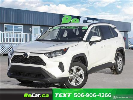 2019 Toyota RAV4 LE (Stk: 200142A) in Fredericton - Image 1 of 23