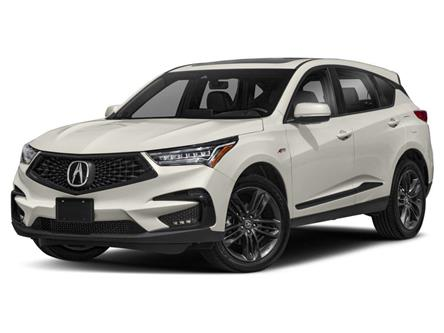 2020 Acura RDX A-Spec (Stk: AU348) in Pickering - Image 1 of 9