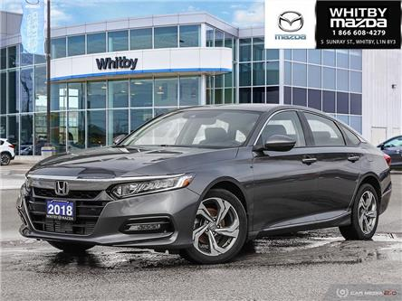 2018 Honda Accord EX-L (Stk: 2150A) in Whitby - Image 1 of 27