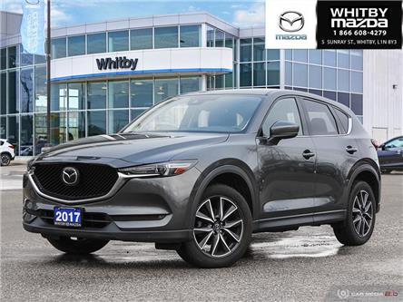 2017 Mazda CX-5 GT (Stk: 190606A) in Whitby - Image 1 of 27