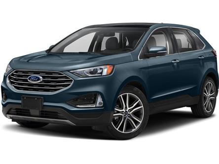 2019 Ford Edge SEL (Stk: S9774) in St. Thomas - Image 1 of 2