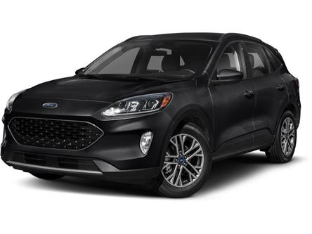 2020 Ford Escape SEL (Stk: S0056) in St. Thomas - Image 1 of 2