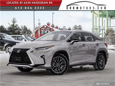 2017 Lexus RX 350 Base (Stk: 6007) in Stittsville - Image 1 of 27