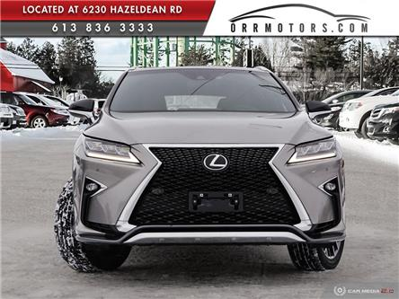 2017 Lexus RX 350 Base (Stk: 6007) in Stittsville - Image 2 of 27