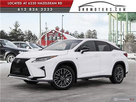 2017 Lexus RX 350 Base (Stk: 6018) in Stittsville - Image 1 of 27