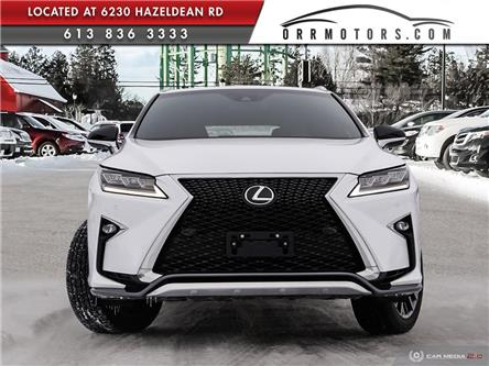 2017 Lexus RX 350 Base (Stk: 6018) in Stittsville - Image 2 of 27