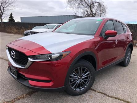 2020 Mazda CX-5 GX (Stk: SN1551) in Hamilton - Image 1 of 16