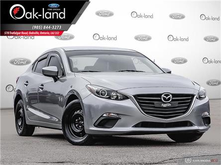 2015 Mazda Mazda3 GS (Stk: 9R127DA) in Oakville - Image 1 of 25