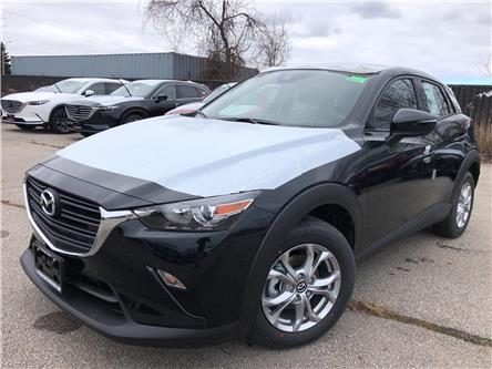 2020 Mazda CX-3 GS (Stk: SN1576) in Hamilton - Image 1 of 16