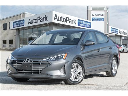 2020 Hyundai Elantra Preferred w/Sun & Safety Package (Stk: APR7197) in Mississauga - Image 1 of 20
