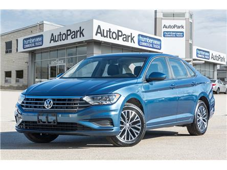 2019 Volkswagen Jetta 1.4 TSI Highline (Stk: APR7191) in Mississauga - Image 1 of 19