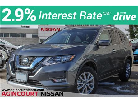 2019 Nissan Rogue SV (Stk: U12754) in Scarborough - Image 1 of 21