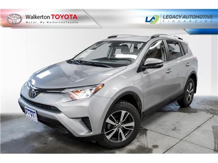 2018 Toyota RAV4 LE (Stk: P8196) in Walkerton - Image 1 of 17