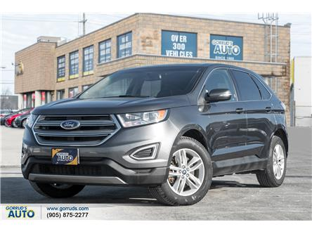 2017 Ford Edge SEL (Stk: B83972) in Milton - Image 1 of 17