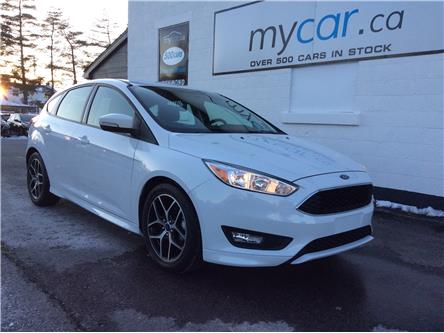 2018 Ford Focus SE (Stk: 200100) in Richmond - Image 1 of 21