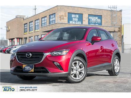 2019 Mazda CX-3 GS (Stk: 416681) in Milton - Image 1 of 18