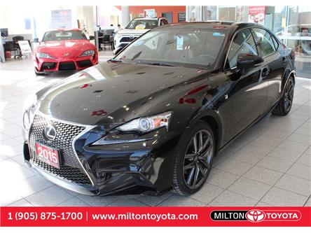 2015 Lexus IS 250 Base (Stk: 022843) in Milton - Image 1 of 41