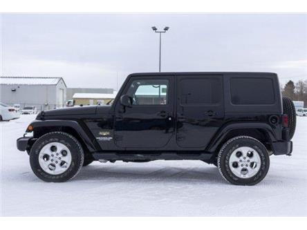 2015 Jeep Wrangler Unlimited Sahara (Stk: V680) in Prince Albert - Image 2 of 11