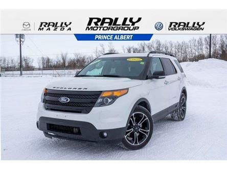 2014 Ford Explorer Sport (Stk: V653) in Prince Albert - Image 1 of 11
