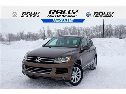 2013 Volkswagen Touareg 3.0 TDI Highline (Stk: 1965A) in Prince Albert - Image 1 of 11