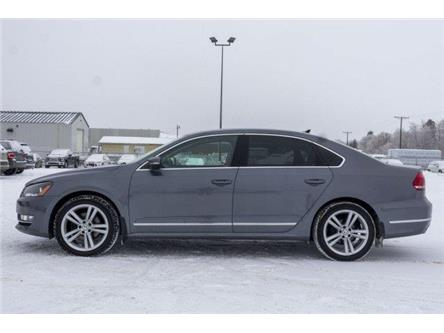 2013 Volkswagen Passat 2.0 TDI Highline (Stk: V892) in Prince Albert - Image 2 of 11