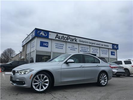 2016 BMW 328d xDrive (Stk: 16-38472) in Brampton - Image 1 of 27