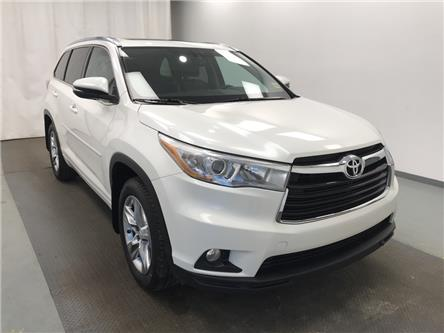2014 Toyota Highlander  (Stk: 214225) in Lethbridge - Image 1 of 27