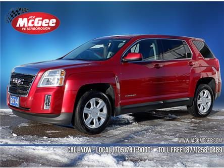 2014 GMC Terrain SLE-1 (Stk: 20044A) in Peterborough - Image 1 of 19