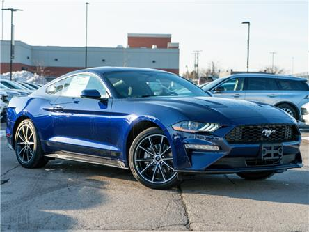 2020 Ford Mustang EcoBoost (Stk: 200166) in Hamilton - Image 1 of 24