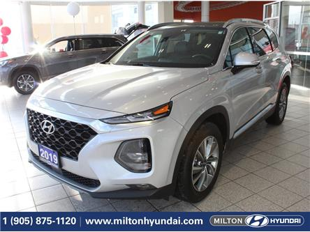 2019 Hyundai Santa Fe Luxury (Stk: 064100A) in Milton - Image 1 of 37