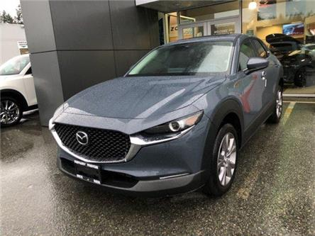 2020 Mazda CX-30 GS (Stk: 104210) in Surrey - Image 1 of 4