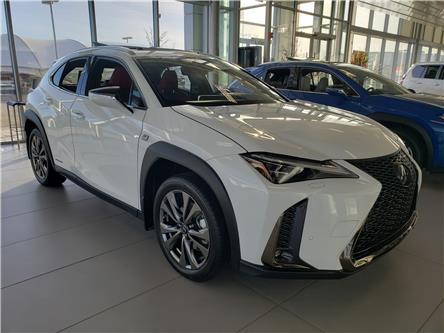 2019 Lexus UX 250h Base (Stk: L19587) in Calgary - Image 1 of 6