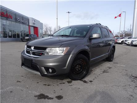 2013 Dodge Journey SXT/Crew (Stk: CLC730522A) in Cobourg - Image 1 of 36