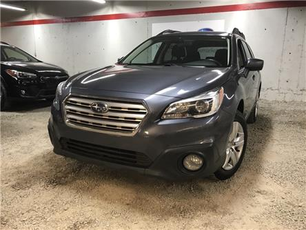 2016 Subaru Outback 2.5i (Stk: P493) in Newmarket - Image 1 of 22