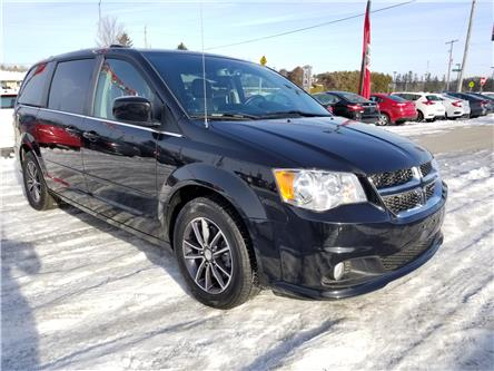 2017 Dodge Grand Caravan CVP/SXT (Stk: ) in Kemptville - Image 1 of 22
