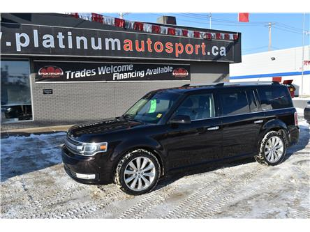 2014 Ford Flex Limited (Stk: PP559) in Saskatoon - Image 1 of 30