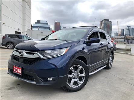 2018 Honda CR-V EX (Stk: HP3691) in Toronto - Image 1 of 28
