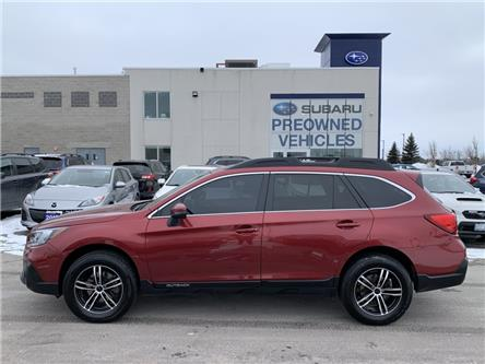 2018 Subaru Outback 2.5i Touring (Stk: 20SB106A) in Innisfil - Image 2 of 16