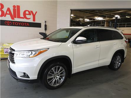 2015 Toyota Highlander XLE (Stk: 519191) in Sarnia - Image 1 of 21