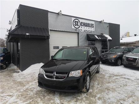 2014 Dodge Grand Caravan SE/SXT (Stk: -) in Winnipeg - Image 1 of 9